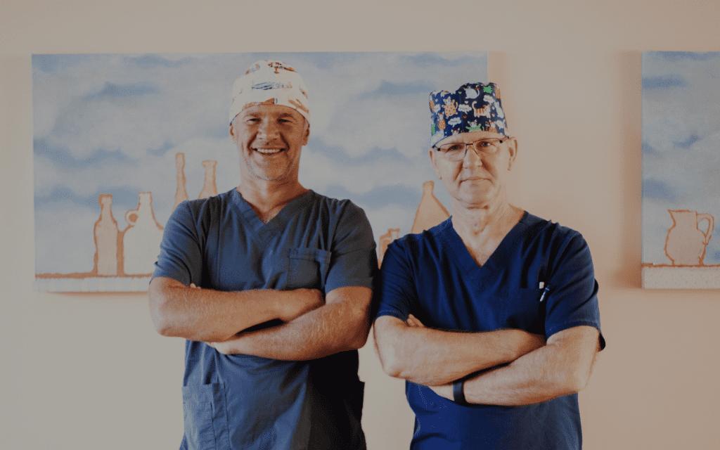 klīnikas galvenie plastiskie ķirurgi