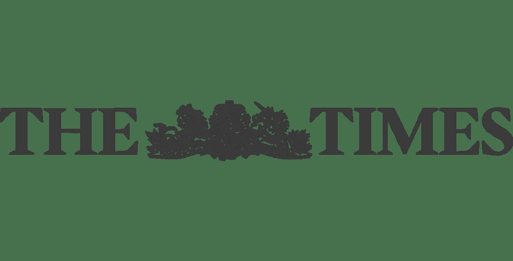 žurnāla THE TIMES logo