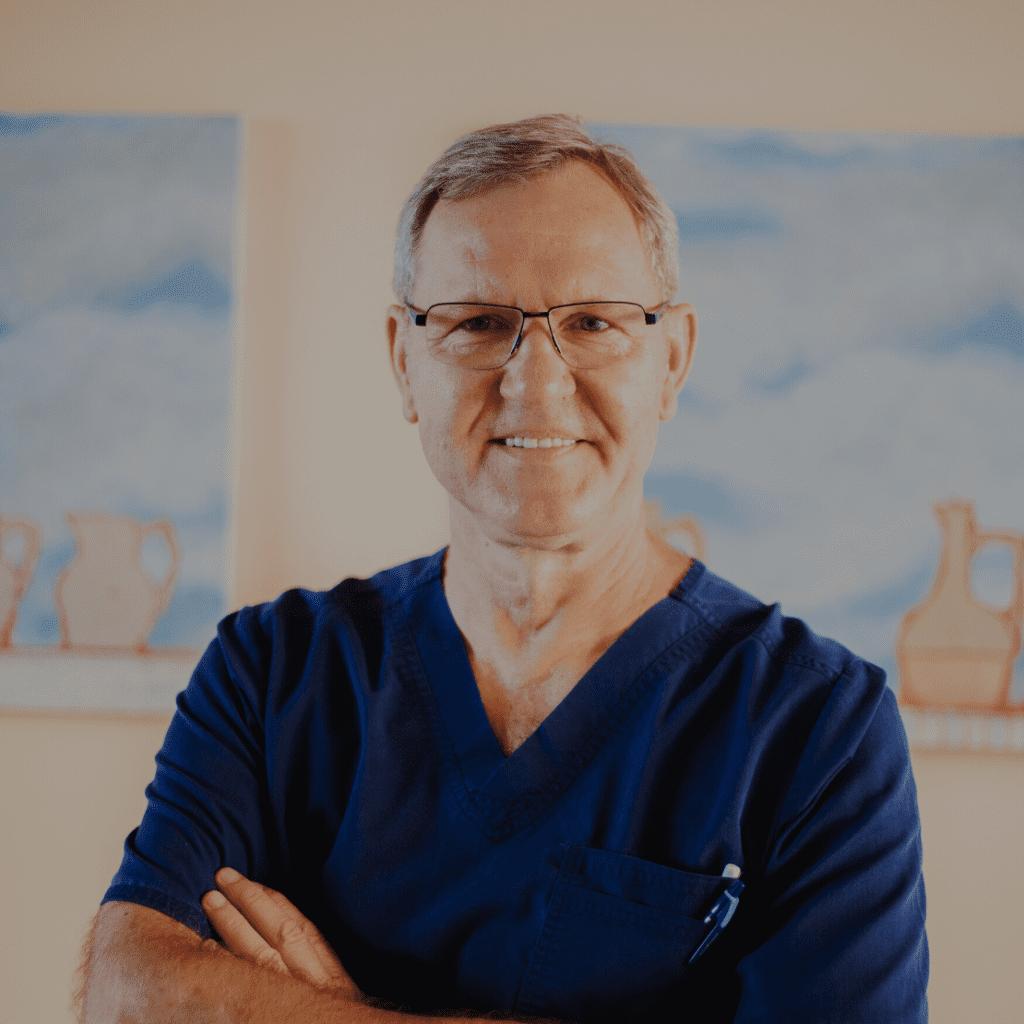 Dr. Tālivalža Krūmiņa portrets
