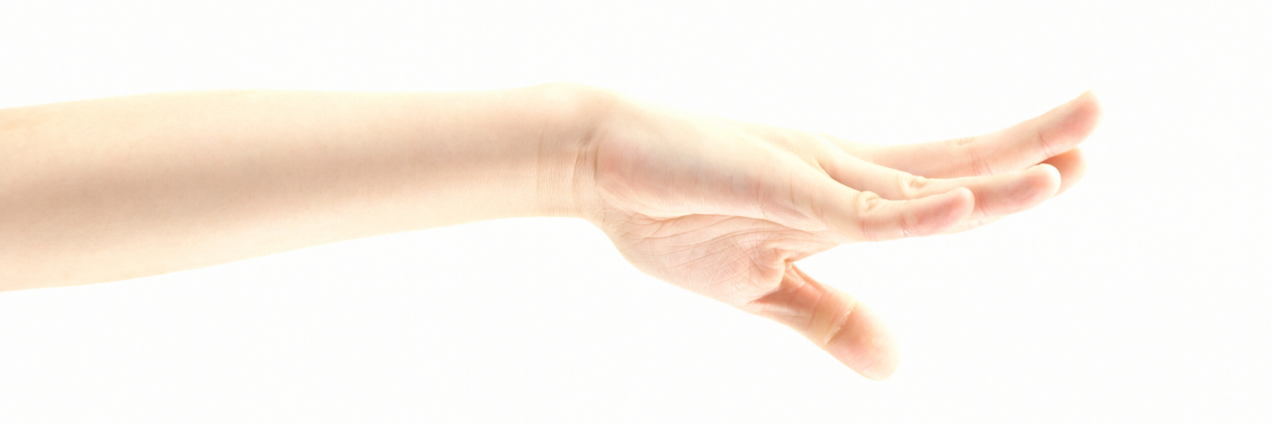 sievietes roka pēc Dipitrēna kontraktūras ārstēšanas